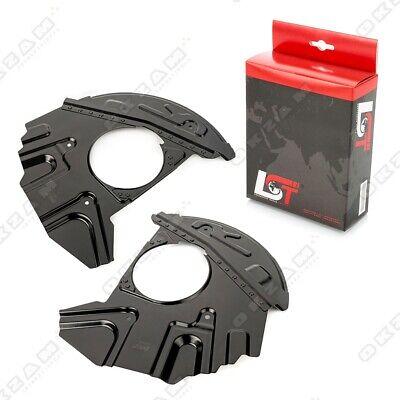 2x Spritzblech Bremsscheibe Set vorne 34116756901 34116756902 für BMW X5 E53