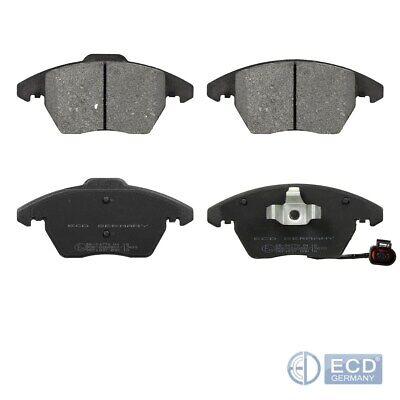 Bremsbelagsatz Bremsbeläge Bremsklötze Beläge Vorderachse VW Seat Skoda Audi