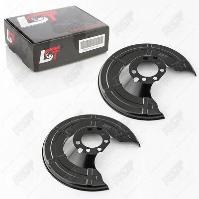 2x Ankerblech Schutzblech Bremsscheibe hinten links rechts für OPEL ASTRA H MK V