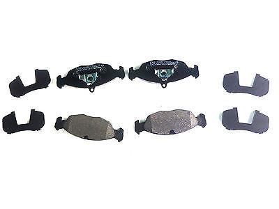 Opel Tigra 1,4 16V 7/94-12/00 Bremsbelagsatz vorn Bremssystem Ate