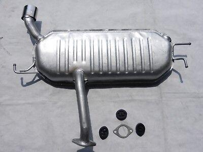 Auspuff Endschalldämpfer hinten für Hyundai Tucson KIA Sportage IV 2,0 ab 04.04-