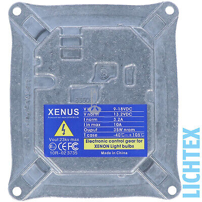 XENUS Xenon Scheinwerfer Steuergerät Ersatz für BMW MINI AL BOSCH 1 307 329 153