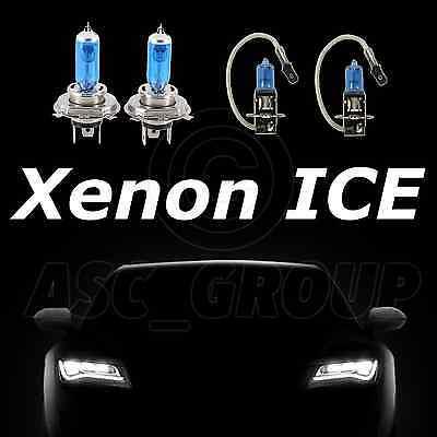 Xenon Ice White Scheinwerferlampen Dip / Haupt 100w H4 H3 Frontscheinwerfer