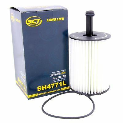 SCT Ölfilter SH4771L Motorfilter Servicefilter Ersatzfilter Audi Seat Skoda VW