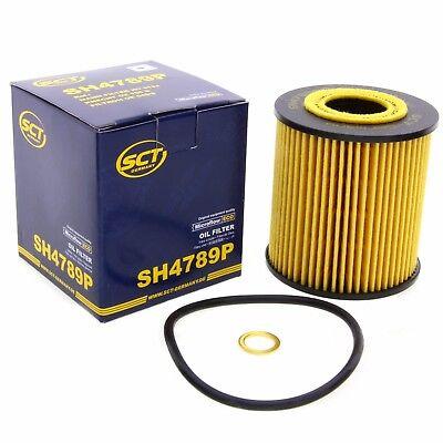 SCT Ölfilter SH4789P Filter Motorfilter Servicefilter Patronenfilter Dichtung