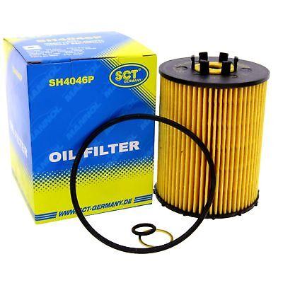 SCT Ölfilter Fahrzeugfilter SH4046P Motorfilter Servicefilter Ersatzfilter