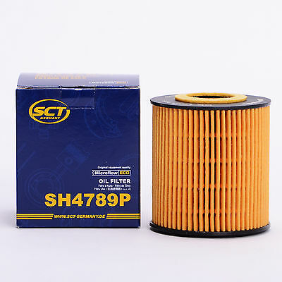 Ölfilter Filterpatrone SCT SH4789P für BMW Opel Öl Filter SH4789P
