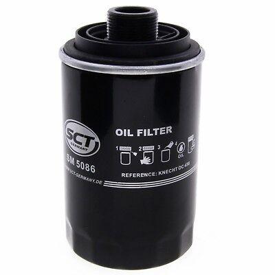 SCT Ölfilter SM5086 Filter Motorfilter Servicefilter Anschraubfilter Dichtung