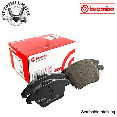 BREMBO Bremsbelagsatz, Scheibenbremse vorne für MERCEDES-BENZ