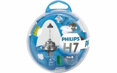 PHILIPS Glühlampen-Set für RENAULT MEGANE LAGUNA PEUGEOT 306 FORD KA 55719EBKM