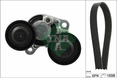 Keilrippenriemensatz INA 529 0206 10 für BMW F10 X5 X4 F06 F13 F85 F31 F80 F33