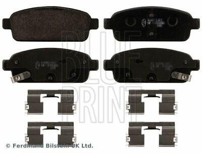 BLUE PRINT (ADG042123) Bremsbeläge, Bremsklötze hinten für OPEL VAUXHALL