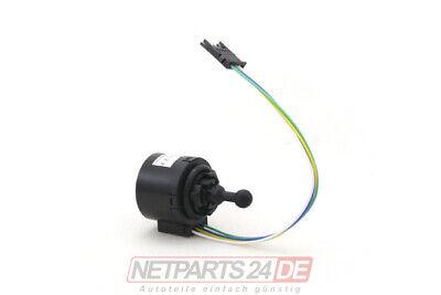 Leuchtweitenregulierung, Stellmotor BMW 1er E87 LWR Scheinwerfer ab 09/04-02/07