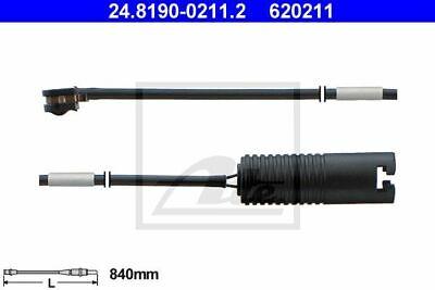 ATE (24.8190-0211.2) Warnkontakt, Verschleißanzeiger Bremsen für BMW