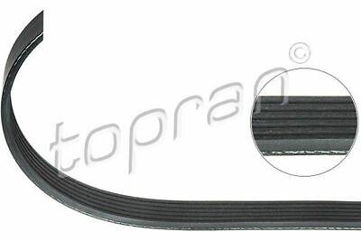 TOPRAN (110 859) Keilriemen, Keilrippenriemen für AUDI RENAULT SEAT SKODA VW