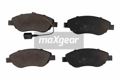 Maxgear Bremsbelagsatz, Scheibenbremse vorne für ALFA ROMEO FIAT LANCIA