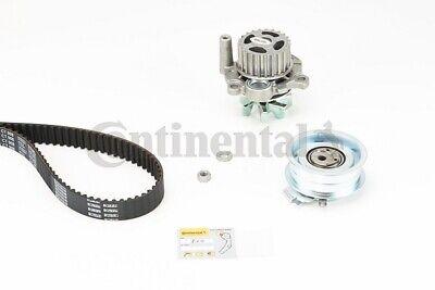 CONTINENTAL CTAM Wasserpumpe + Zahnriemensatz CT908WP2 für VW GOLF PASSAT SKODA