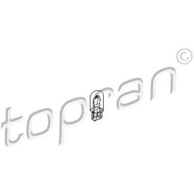 TOPRAN Original Glühlampe, Instrumentenbeleuchtung 104 495