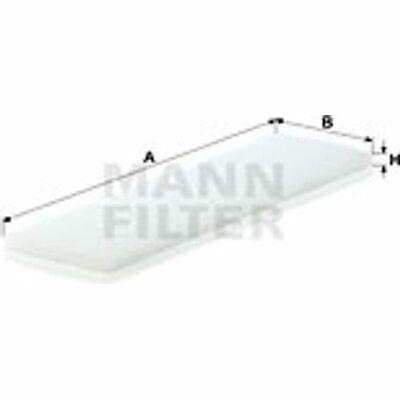 MANN-FILTER FILTER INNENRAUMLUFT CU 3403 (10)