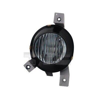 1 Nebelscheinwerfer TYC 19-0776-05-2 passend für OPEL SUZUKI