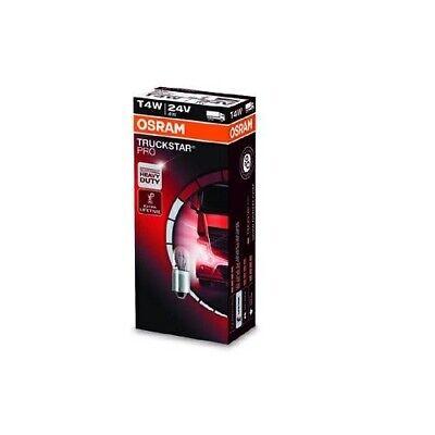 Glühlampe Glühbirne OSRAM T4W 4W/24V Sockelausführung: BA9s (3930TSP)