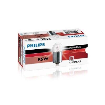 1 Glühlampe PHILIPS 13821MDCP MasterDuty passend für AEBI DAF FRUEHAUF IVECO