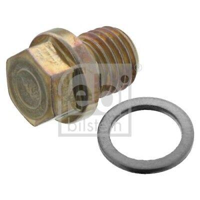 FEBI 12341 Ölablassschraube Ölwanne Schraube für MERCEDES-BENZ