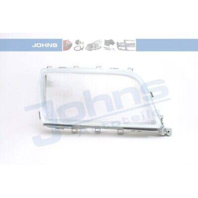 1 Streuscheibe, Hauptscheinwerfer JOHNS 50 02 10-1 passend für MERCEDES-BENZ