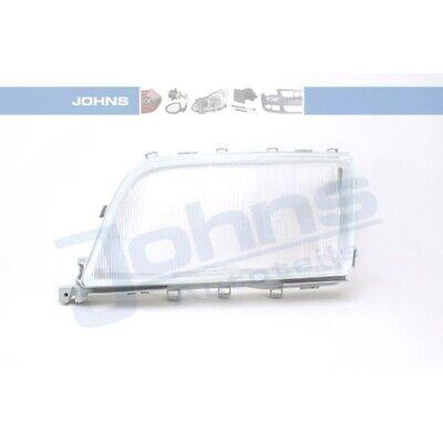 1 Streuscheibe, Hauptscheinwerfer JOHNS 50 02 09-1 passend für MERCEDES-BENZ