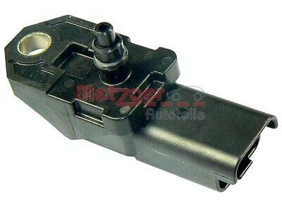 METZGER Sensor Saugrohrdruck Mapsensor Drucksensor Ladedruck 0906095
