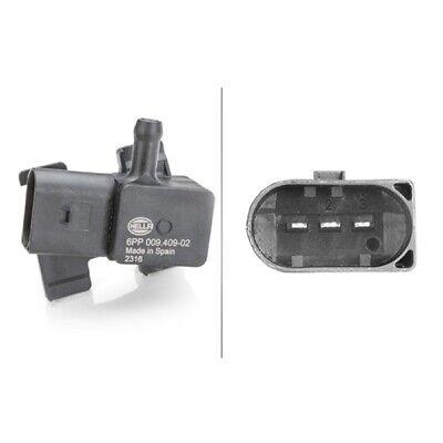ORIGINAL HELLA Sensor Abgsadruck BMW 1 E81 E87 3er E90 ua. 6PP009409-021
