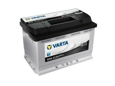 VARTA Starterbatterie BLACK dynamic 5704090643122