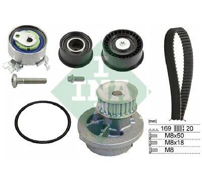 Zahnriemensatz mit Wasserpumpe INA 530 0078 30