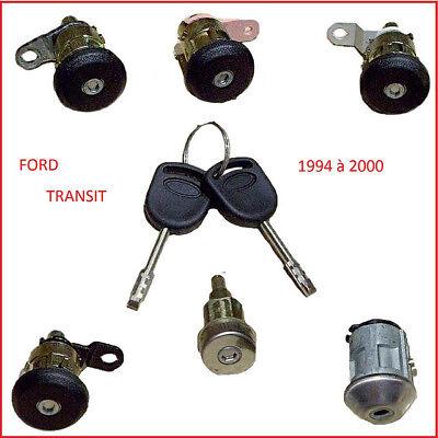 Schließzylinder Zündschloss Zündanlassschalter Transit 1994 - 2000 =95VBB22050BG