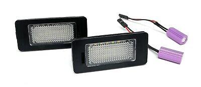 LED Kennzeichenbeleuchtung für TTS / TTRS / Fabia II 5J / Fabia II Kombi 5J