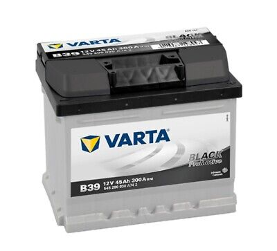 VARTA Batterie Autobatterie Promotive Black 45AH 12V // 545200030A742