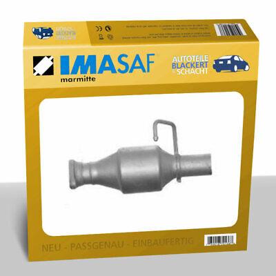 IMASAF Kat Katalysator für Ford Transit + Tourneo 2.5 TD + 2.5 TDI 1997-2000