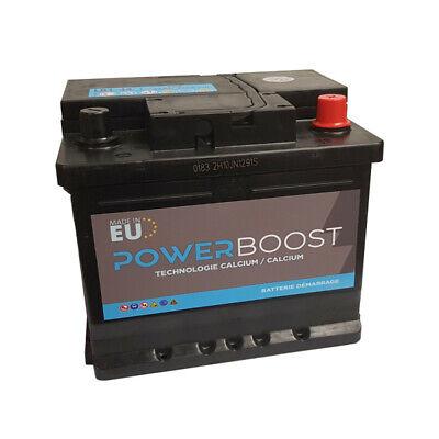 Autobatterie Power LB1 12v 44ah 390A