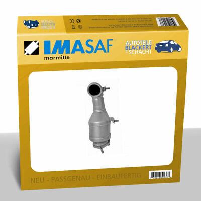 IMASAF Katalysator vorne für Chevrolet Captiva / Opel Antara