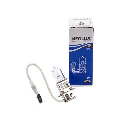 Neolux H3 12V 55W N453 PK22s Halogen Glühlampe Glühbirne Kugelbirne Birne O