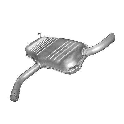 Auspuff Endschalldämpfer Audi A3  FSI 85kW bis 09/2007 116PS 85kW