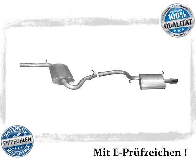 Auspuffanlage Audi A4 ( B6 ) 2.0 FSI 110KW Stufenheck, Avant Auspuff