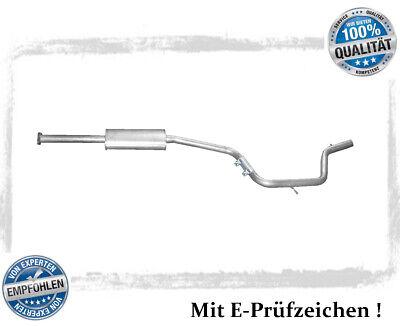 Mittelschalldämpfer Ford Mondeo 1.6 2.0 Auspuff Mitteltopf Bj.2006 - 2015