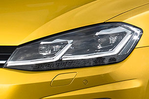 Golf 7 Facelift LED-Scheinwerfer