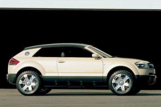 Audi Steppenwolf Concept 2000