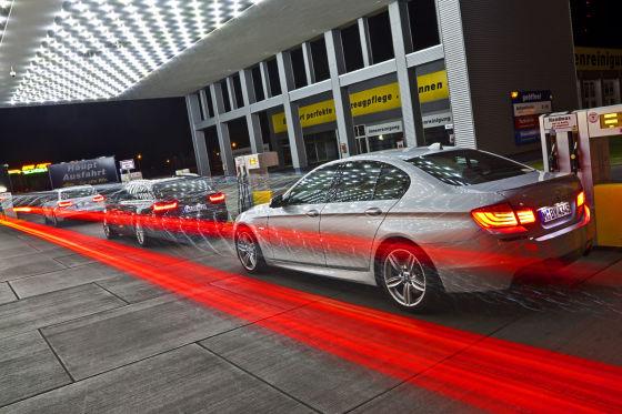 Audi A6 Avant 3.0 TFSI quattro Audi A6 Avant 3.0 TDI quattro BMW 550i xDrive BMW M550d xDrive