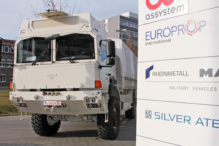 Rheinmetall HX2