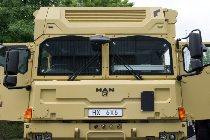 Rheinmetall MAN HX2