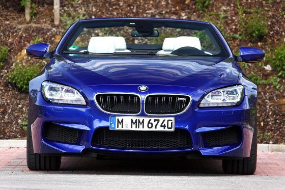 BMW M 6 Cabrio