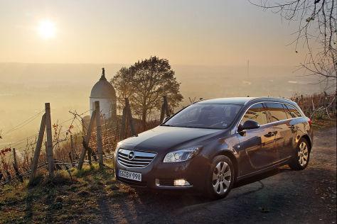Opel Insignia Sports Tourer Im Auto Bild Dauertest Autobild De